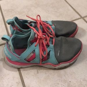 Reebok running shoes. Size 6 1/2.